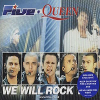 FIVE & QUEEN - We Will Rock You