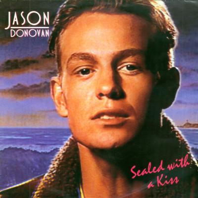JASON DONOVAN-Sealed With A Kiss
