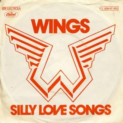 Obrázek WINGS, Silly Love Songs