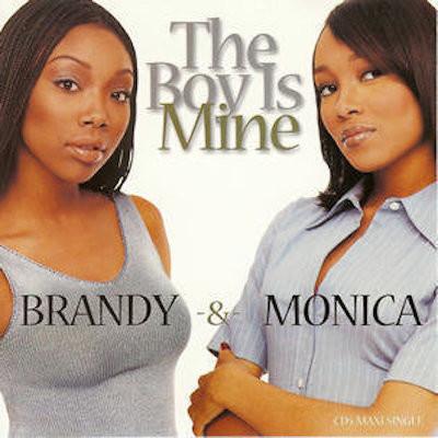 Obrázek BRANDY & MONICA, The Boy Is Mine