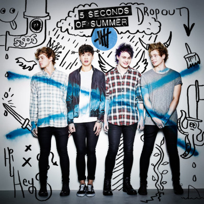 Obrázek 5 SECONDS OF SUMMER, She Looks So Perfect