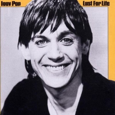 Obrázek Iggy Pop, Lust For Life