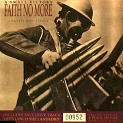 Obrázek Faith No More, A Small Victory