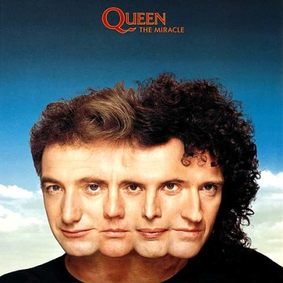 QUEEN-The Miracle
