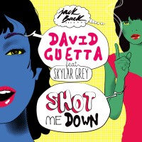 DAVID GUETTA & SKYLAR GREY - Shot Me Down