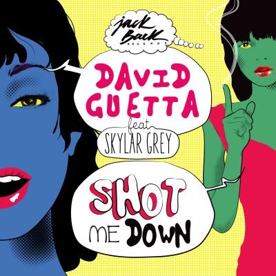 Obrázek DAVID GUETTA & SKYLAR GREY, Shot Me Down
