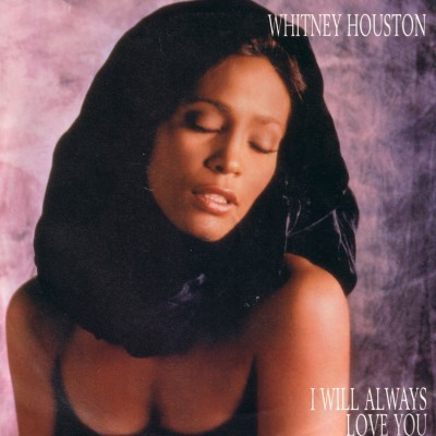 Obrázek WHITNEY HOUSTON, I Will Always Love You