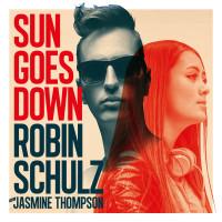 ROBIN SCHULZ & JASMINE THOMPSON - Sun Goes Down