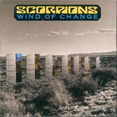Obrázek SCORPIONS, Wind Of Change