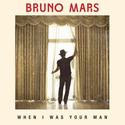 Obrázek BRUNO MARS, When I Was Your Man