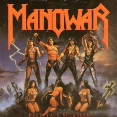 Obrázek Manowar, Blow Your Speakers