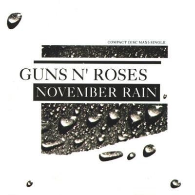 Obrázek Guns N' Roses, November Rain