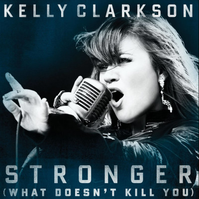 Obrázek KELLY CLARKSON, Stronger (What Doesn't Kill You)