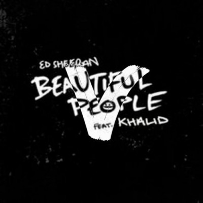 Obrázek ED SHEERAN & KHALID, Beautiful People