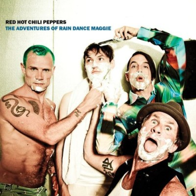 Obrázek RED HOT CHILI PEPPERS, The Adventures of Rain Dance Maggie