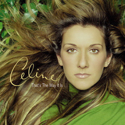 CELINE DION-That's The Way It Is