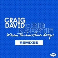 CRAIG DAVID - WHEN THE BASSLINE DROPS