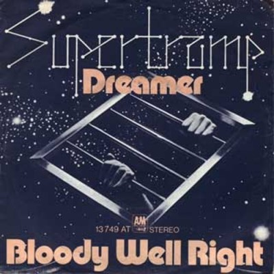 Obrázek SUPERTRAMP, Dreamer