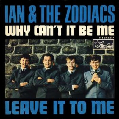 Obrázek IAN & THE ZODIACS, Why Can´t It Be Me