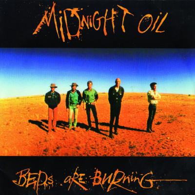 Obrázek MIDNIGHT OIL, Beds Are Burning