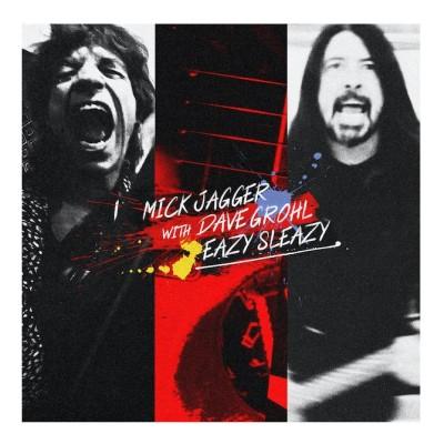 Obrázek Mick Jagger & Dave Grohl, Eazy Sleazy