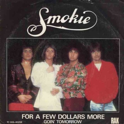 Obrázek SMOKIE, For A Few Dollars More