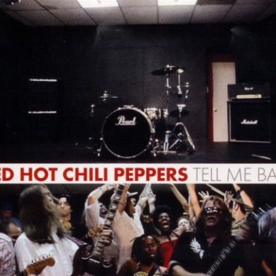 Obrázek RED HOT CHILI PEPPERS, Tell Me Baby