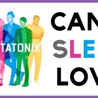 PENTATONIX - CANT SLEEP LOVE