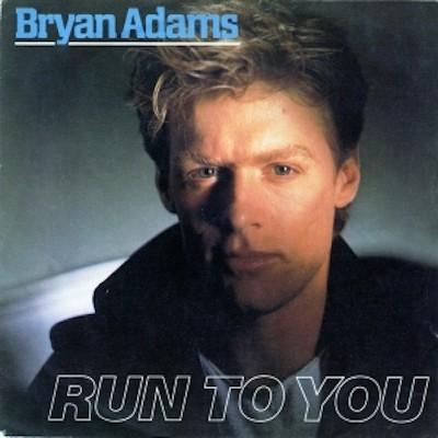Obrázek Bryan Adams, Run To You