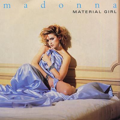 Obrázek Madonna, Material Girl