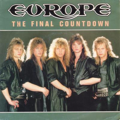 Obrázek Europe, The Final Countdown