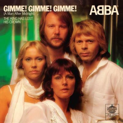 Obrázek ABBA, Gimme! Gimme! Gimme!