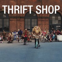 MACKLEMORE & RYAN LEWIS & WANZ - Thrift Shop