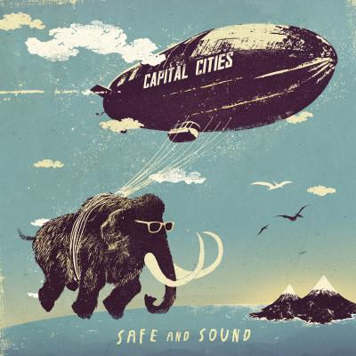 Obrázek CAPITAL CITIES, Safe And Sound