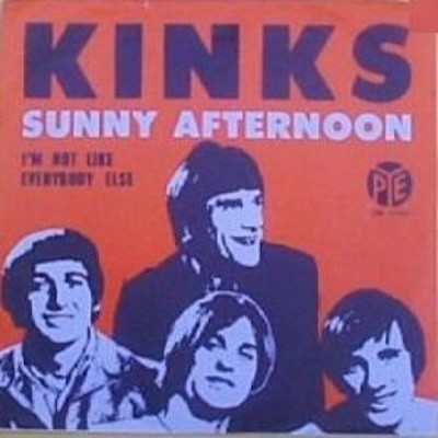 Obrázek Kinks, Sunny Afternoon