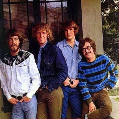 Obrázek Creedence Clearwater Revival, Walk on the water