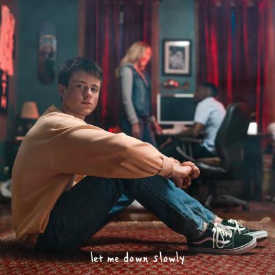 Obrázek ALEC BENJAMIN, Let Me Down Slowly