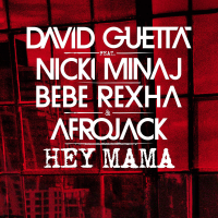 DAVID GUETTA & NICKI MINAJ & AFROJACK - Hey Mama