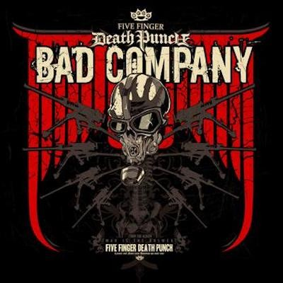 Obrázek Five Finger Death Punch, Bad Company