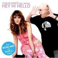 SHAUN BAKER - Hey Hi Hello