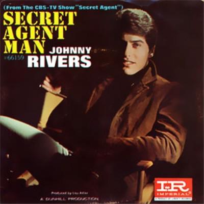 Obrázek JOHNNY RIVERS, Secret Agent Man