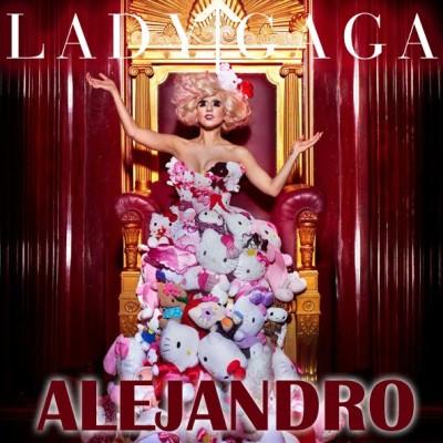 Obrázek Lady Gaga, Alejandro