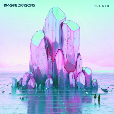 Obrázek IMAGINE DRAGONS, Thunder