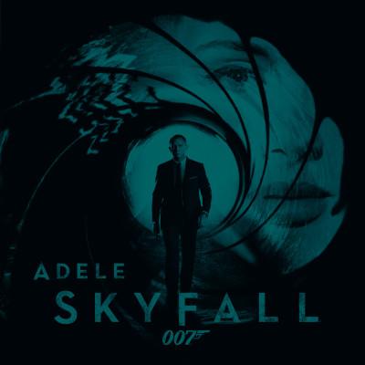 Obrázek ADELE, Skyfall