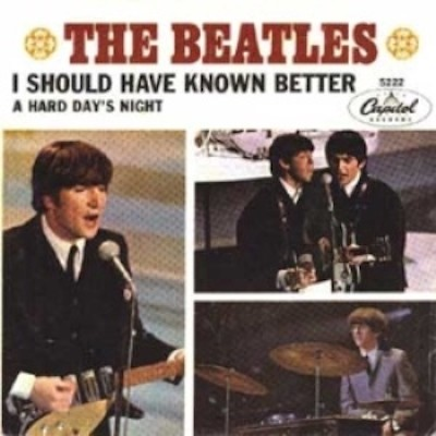 BEATLES-I Should Have Known Better