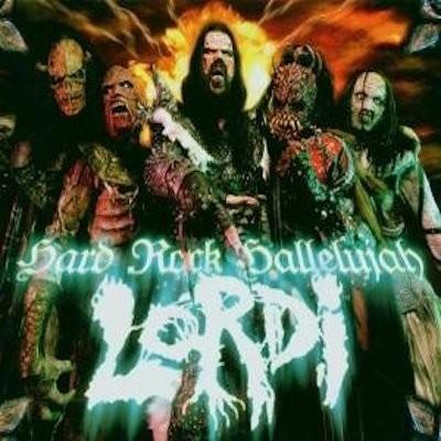 Obrázek Lordi, Hard rock Hallelujah