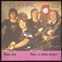 OLYMPIC - Osmý den