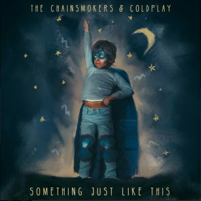 Obrázek CHAINSMOKERS & COLDPLAY, Something Just Like This