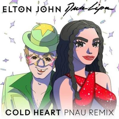Obrázek ELTON JOHN,DUA LIPA, COLD HEART