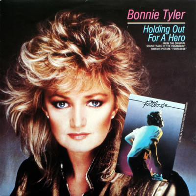 Obrázek BONNIE TYLER, Holding Out For A Hero